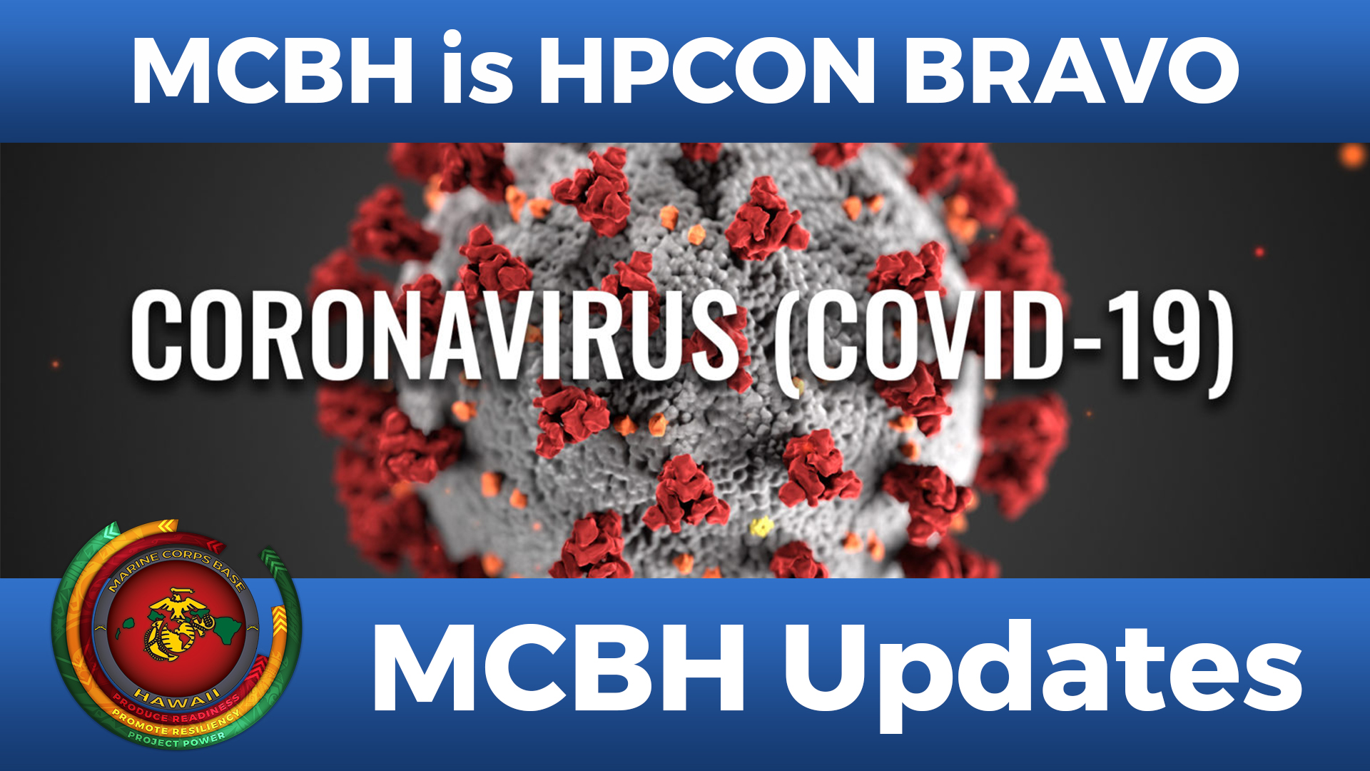 MCBH is currently HPCON BRAVO
