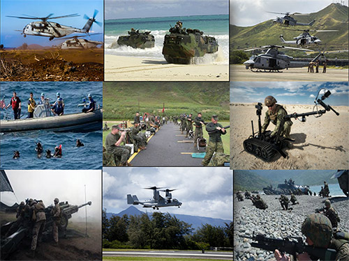 Operations and Training activities