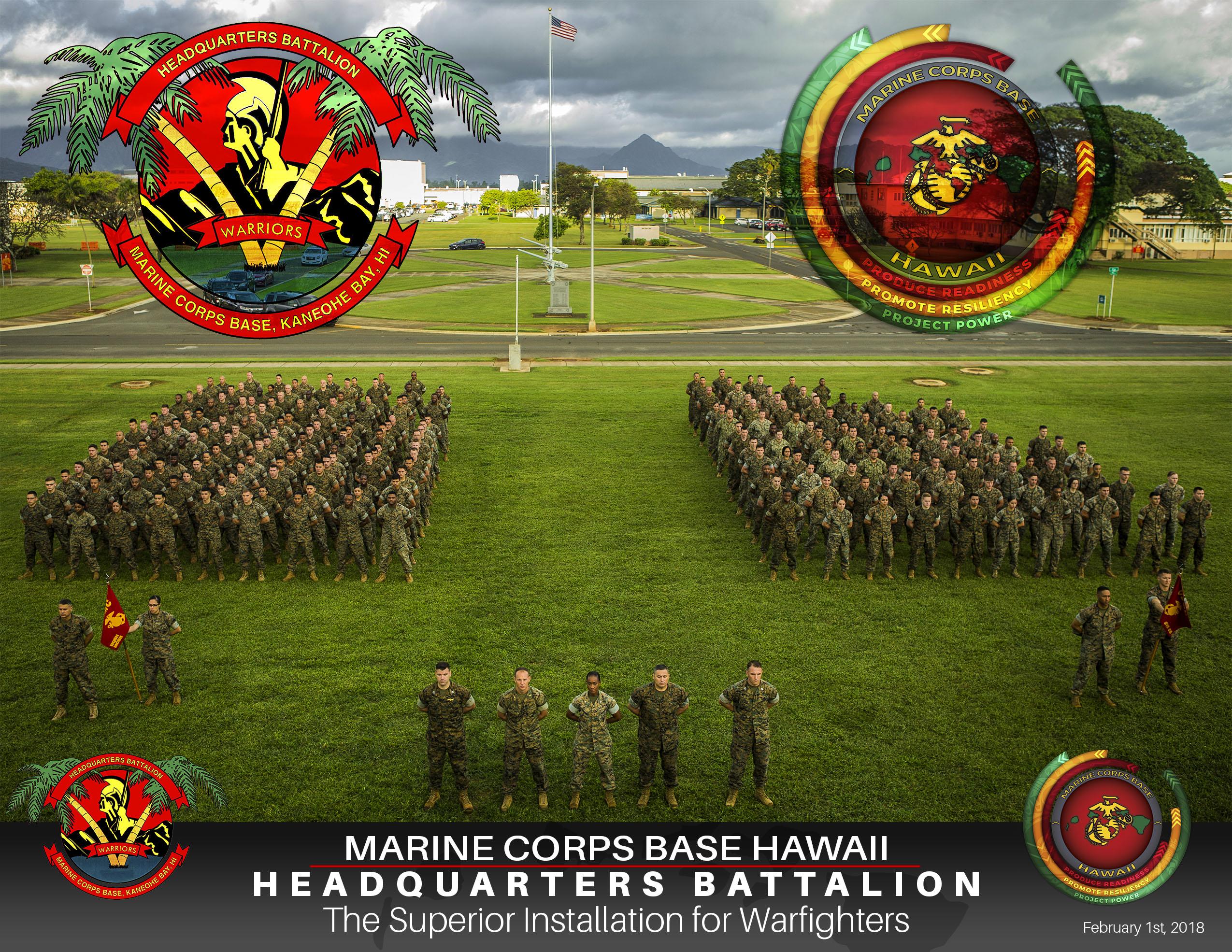 Marine Corps Base Hawaii > Units > Subordinate Commands ...