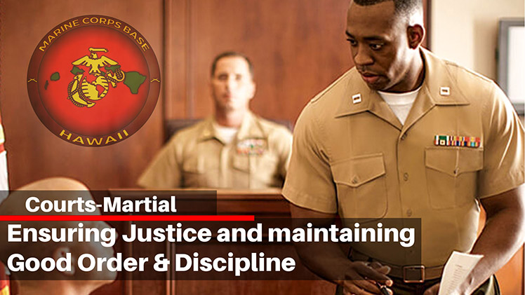 Courts Martial Graphic