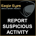 Click here to report suspicious activity.